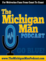 The Michigan Man Podcast - Episode 496 - Football beat writer Aaron McMann from MLive visits