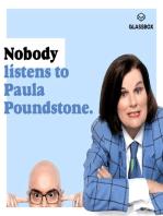 Nobody Listens to Paula Poundstone Ep 36 - Genes n' Schemes