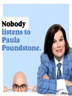 Nobody Listens to Paula Poundstone Ep 35 - Bill Irwin and Bear Attacks