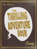 """The Cross-Time Adventures of Colonel Tick-Tock - """"Horse Play"""""""