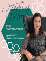 029 - Maria Brophy, Art Business Consultant on Programing Your Mind with Prosperous Thoughts to Create Your Future, Discussing Money, & Running Your Art Business Like a Business