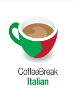 CBI 1-10B | Coffee Break Italian Competition