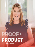 068 | Kate Woodrow, Present Perfect on how to find a literary agent and pitch your book to publishers