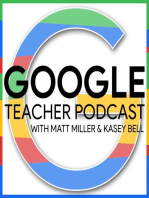 Google in Special Education | Interview with Carrie Baughcum - GTT004