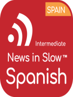 News in Slow Spanish - #491 - Learn Spanish through Current Events