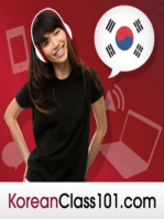Get New, Free Korean Mini-Lessons Every Day!