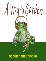 A Way to Garden with Margaret Roach – February 18, 2019 – Daniel Yoder on Root Crop Success
