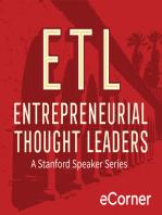 Elisabeth Paté-Cornell (Stanford University) - Risky Business
