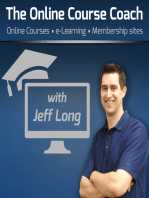 The Easy 3-Step Exercise to Finally Launch Your Online Course