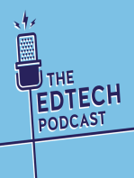 #27 with Dr Rose Luckin, UCL Knowledge Lab - on the importance, or not, of efficacy