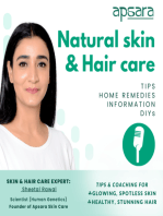 Sheetal's Ayurvedic Diet & Lifestyle Tips for Stunning Skin & Hair - Part 1