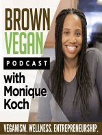 #42 Being A Vegan Athlete, Food Talk & Vegan Travel A Conversation with Donta Harris