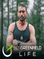 Is Liver Cleansing Bullsh*^t? The Pre And Post Blood Test Results of Ben Greenfield's 7 Day Liver Cleanse (& Exactly How He Did It).
