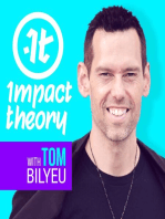 Tom Bilyeu AMA on Crushing Your Goals Like A CEO