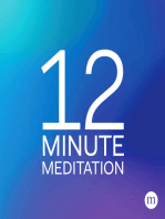 30-Minute Mindful Inquiry Meditation to Calm the Rush of Panic in Your Emotions