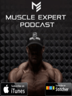 38 - Reversing The Damaging Effects of Bodybuilding, and Optimizing Protein Digestion Pre Contest With Jordan Peters