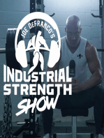 #21 Mike Dolce interview - LIVE TO BE 120!