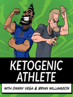 Episode 53 – Dr. Shawn Baker is a carnivore athlete