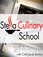 SCS 003 | Culinary Stocks Part Two - Chicken, Vegetables, & Fish