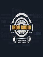 Episode 303 IronRadio - Topic News, Mail, Strength Camp