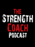 Episode 121- Strength Coach Podcast