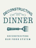 TED Talks on Food w/Jamie Oliver, Carolyn Steel & Christien Meindertsma