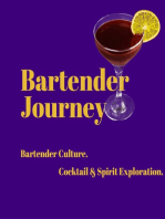 Bartender Journey Episode #25