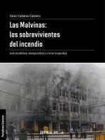 Las Malvinas: los sobrevivientes del incendio: Informalidad, desigualdad y otras tragedias