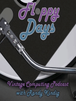 Floppy Days Episode 19 - Interview with Apple II Fan Ken Gagne