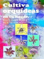 Cultiva orquídeas en tu hogar.: Vive la magia exótica de la flor más aristocrática