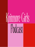 Caramel, Mochi, and FO's! - Episode 39 - The Knitmore Girls