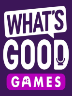Mewtwo in Pokémon Go and Cancelled Games That Make Us Sad - What's Good Games Podcast (Ep. 14)