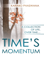 Time's Momentum