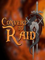 #133 - Convert to Raid