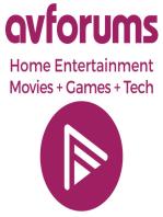 AVForums Podcast