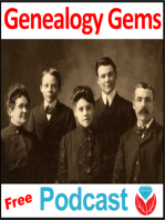 Episode 99 - LIVE from the Calif Family History Expo!