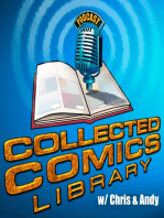 CCL #380 - Handicapping the 2014 Eisner Awards