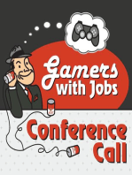 GWJ Conference Call Episode 292