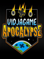 Vidjagame Apocalypse 223 – A Podcast to Surpass Metal Gear