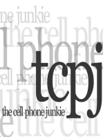 The Cell Phone Junkie Show #185