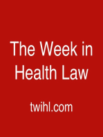 "134. Another ""The Week in Medicaid."" Guest, Jamila Michener."
