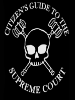 The Citizen's Guide to Lower Court Decisions