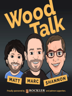 Wood Talk #154 – Woodworking in America 2013