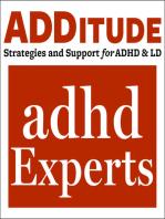 100- ADHD Driver's Ed