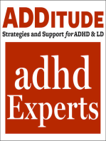 87- ADHD in Adults vs. Children