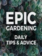 Rob's Tips for Beginner Gardeners