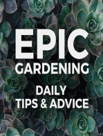 How Gardening Can Help You Age Gracefully