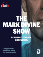 Commander Divine Tackles the 2nd Emotional Demon or Anxiety in this Podcast