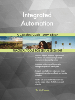 Integrated Automation A Complete Guide - 2019 Edition