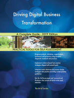 Driving Digital Business Transformation A Complete Guide - 2019 Edition